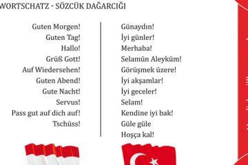 Türkischkurse für Anfänger